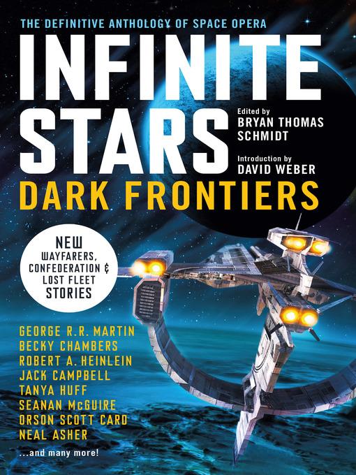 Title details for Infinite Stars by Bryan Thomas Schmidt - Wait list