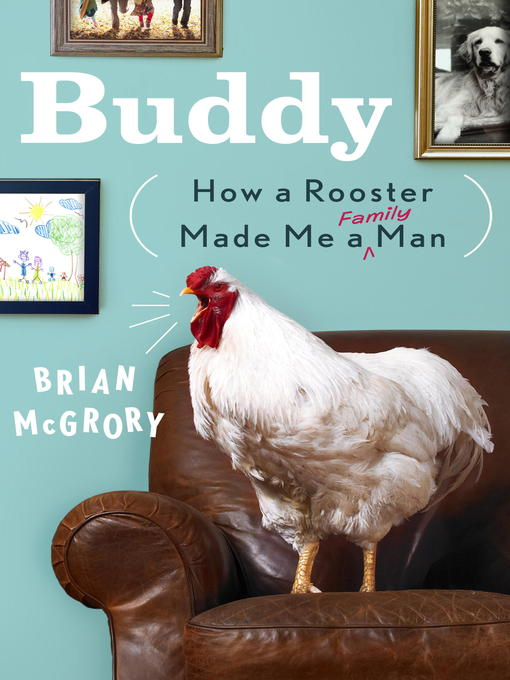 Title details for Buddy by Brian McGrory - Available