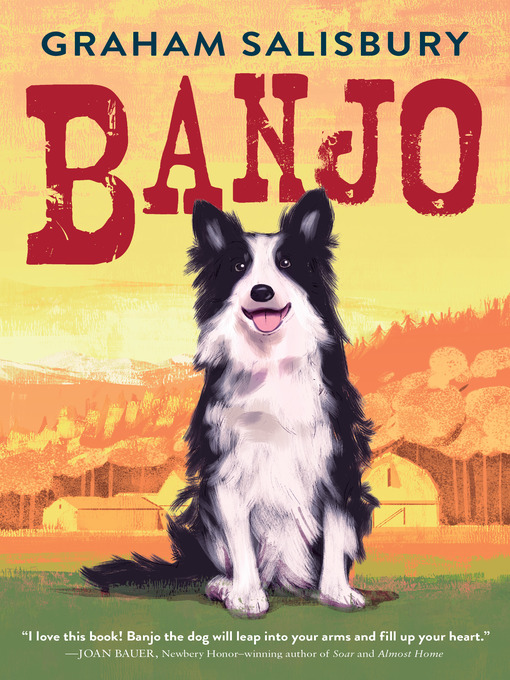 Title details for Banjo by Graham Salisbury - Available