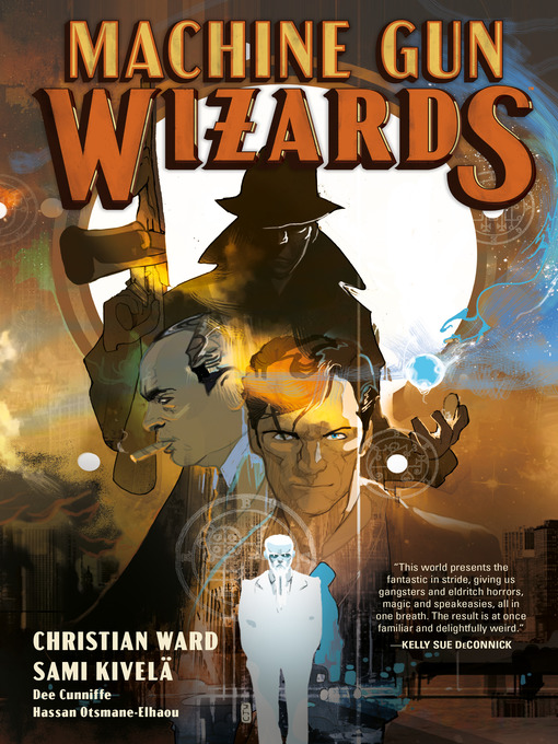 Title details for Machine Gun Wizards by Christian Ward - Available