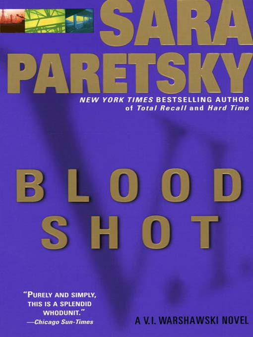 Title details for Blood Shot by Sara Paretsky - Available