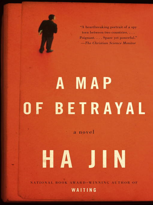 Cover of A Map of Betrayal