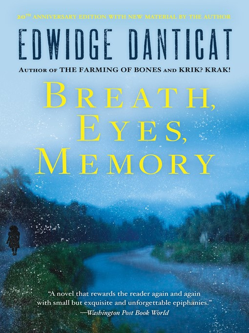 Title details for Breath, Eyes, Memory by Edwidge Danticat - Available