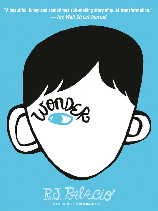 Title details for Wonder by R. J. Palacio - Wait list