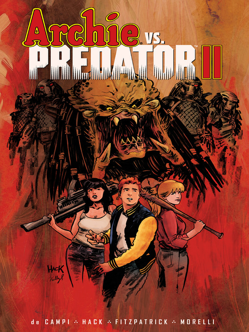 Title details for Archie vs. Predator II by Alex de Campi - Available