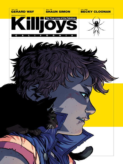 Title details for The True Lives of the Fabulous Killjoys by Gerard Way - Wait list