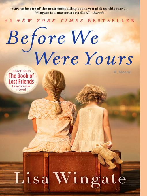 Before We Were Yours Book Cover