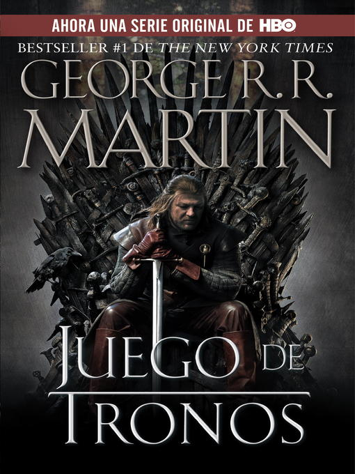 Title details for Juego de Tronos by George R. R. Martin - Wait list