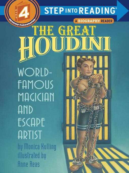 The Great Houdini - Indigenous Reading Project