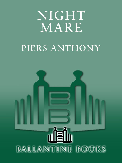 Title details for Night Mare by Piers Anthony - Wait list