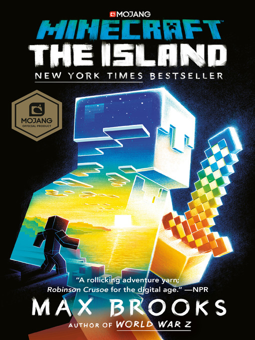 Title details for Minecraft: The Island by Max Brooks - Available
