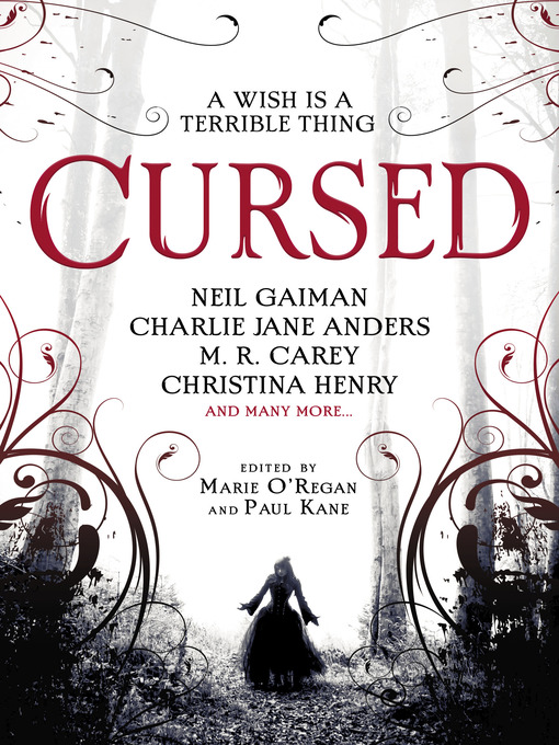 Title details for Cursed by Marie O'Regan - Available