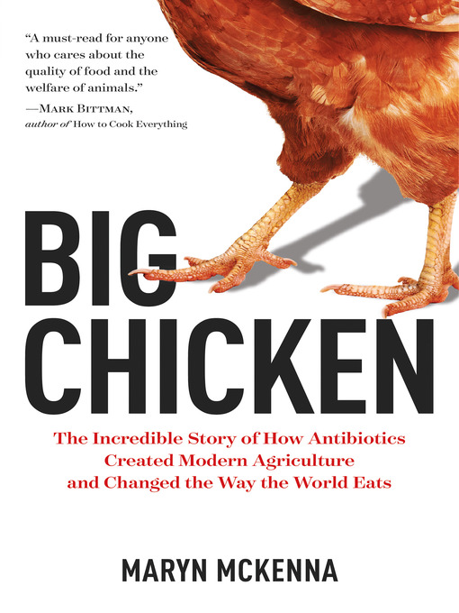 Title details for Big Chicken by Maryn McKenna - Available