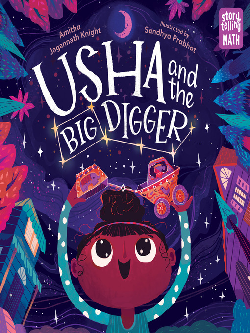 Title details for Usha and the Big Digger by Amitha Jagannath Knight - Available