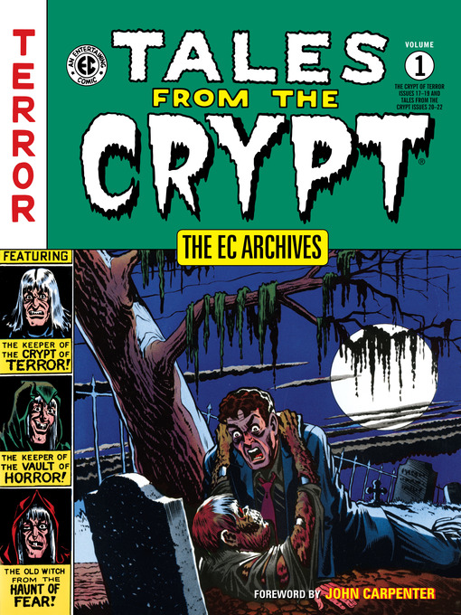 Title details for Tales from the Crypt (1950), Volume 1 by Various - Available