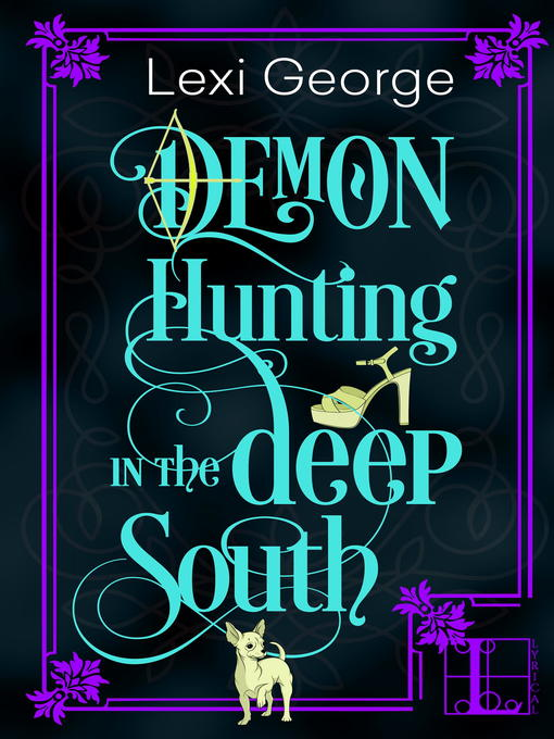 Cover of Demon Hunting in the Deep South