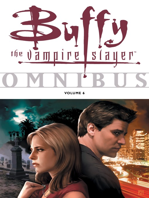 Cover image for Buffy Omnibus, Volume 6