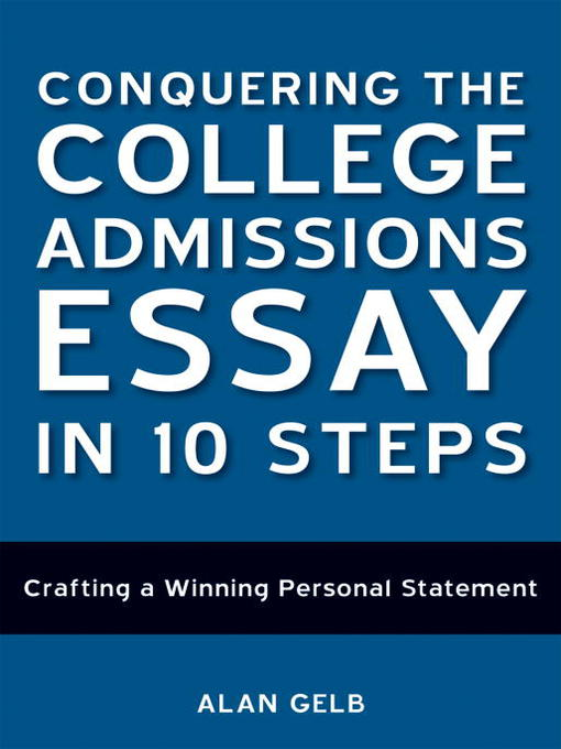 writing the best college application essay