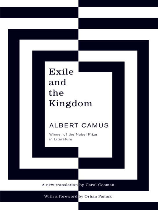Cover of Exile and the Kingdom