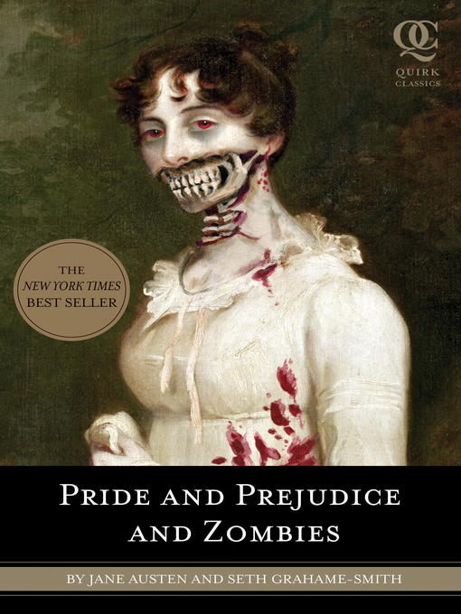 Cover image for book: Pride and Prejudice and Zombies