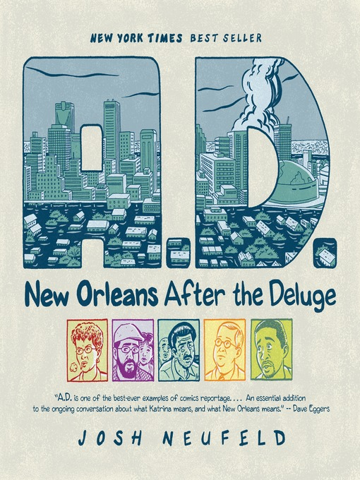 Title details for A.D. by Josh Neufeld - Available