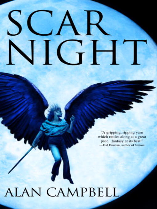 Title details for Scar Night by Alan Campbell - Wait list