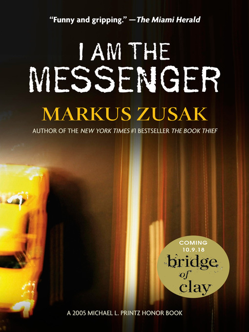 Title details for I Am the Messenger by Markus Zusak - Available