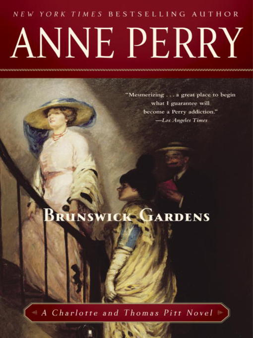 Title details for Brunswick Gardens by Anne Perry - Available