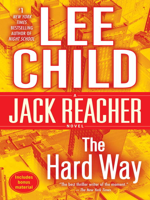 Title details for The Hard Way by Lee Child - Available