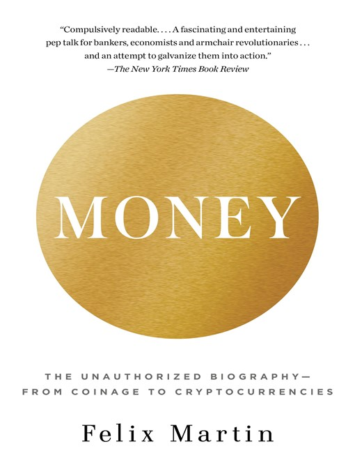Title details for Money by Felix Martin - Available
