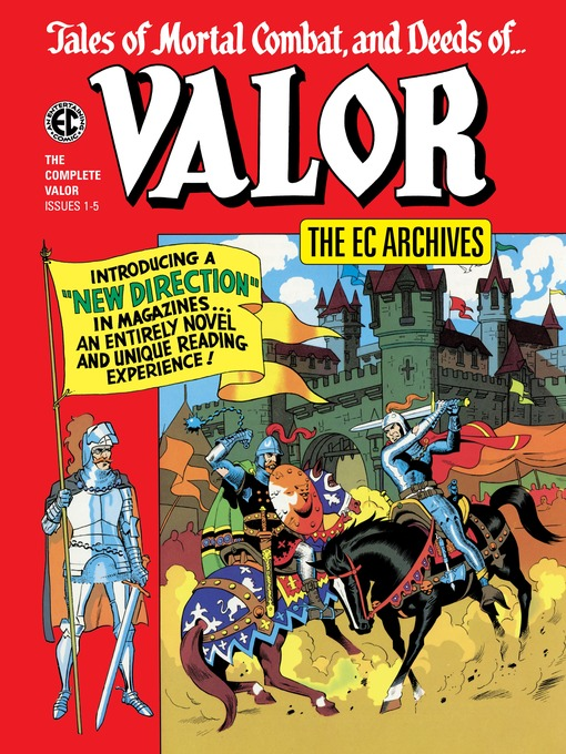 Title details for The EC Archives: Valor by Various - Available