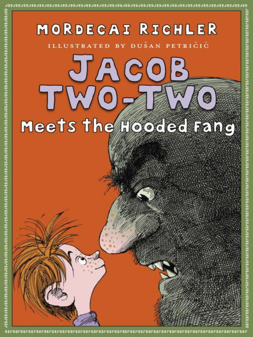 Cover of Jacob Two-Two Meets the Hooded Fang