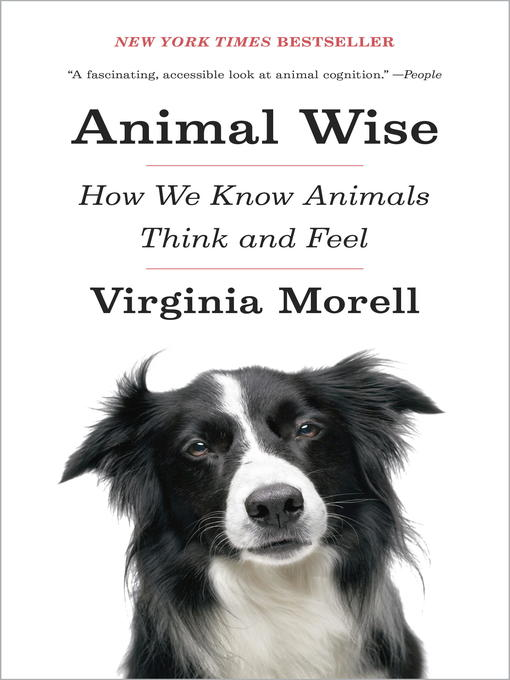 Title details for Animal Wise by Virginia Morell - Wait list