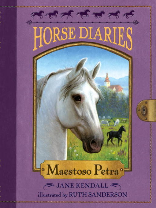 Title details for Horse Diaries #4 by Jane Kendall - Available