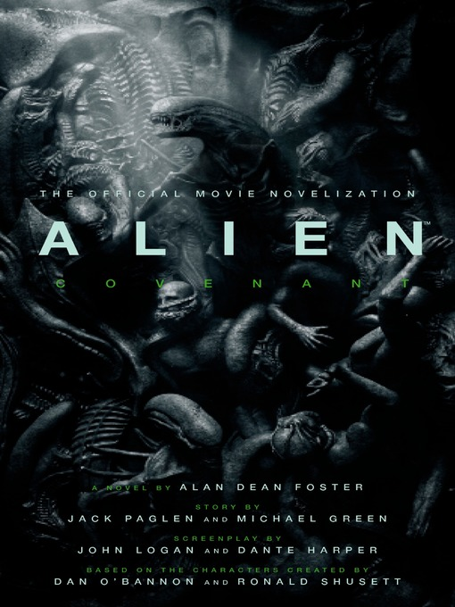 Cover of Alien: Covenant