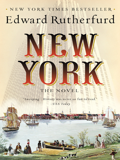 Title details for New York by Edward Rutherfurd - Available