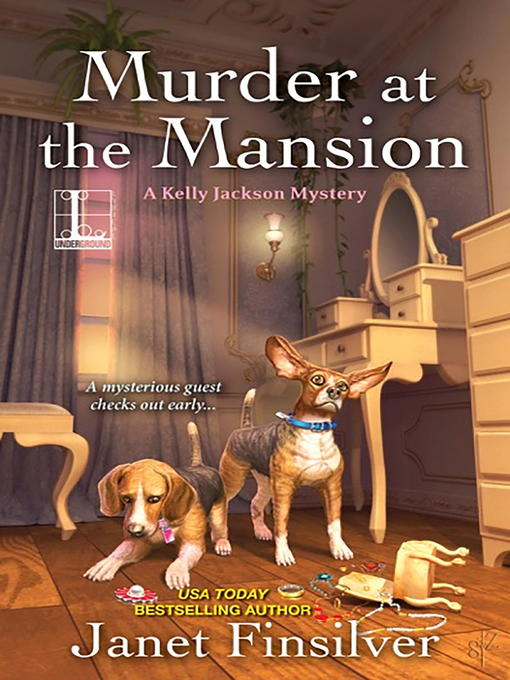 Title details for Murder at the Mansion by Janet Finsilver - Wait list