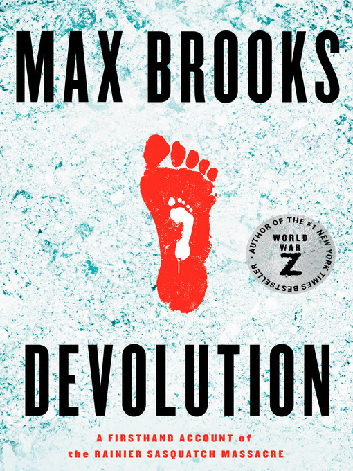 Title details for Devolution by Max Brooks - Wait list