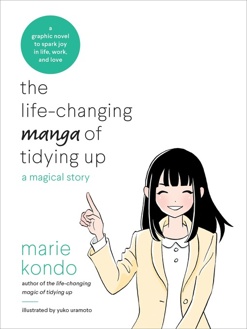 תמונת כריכה של The Life-Changing Manga of Tidying Up