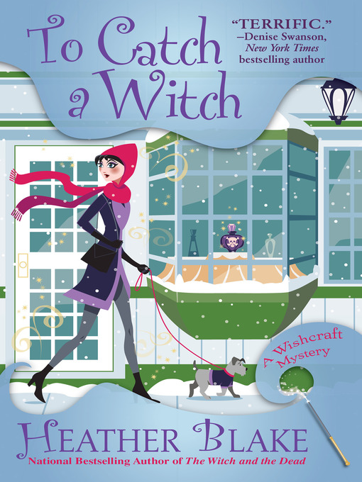 Title details for To Catch a Witch by Heather Blake - Available