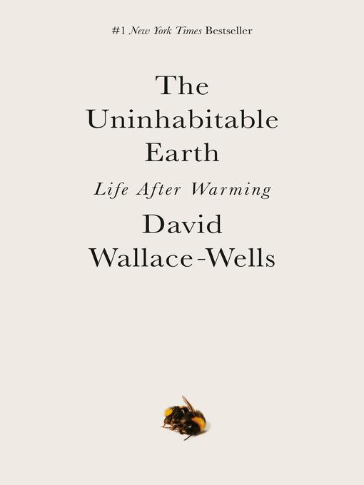 Cover: The Uninhabitable Earth