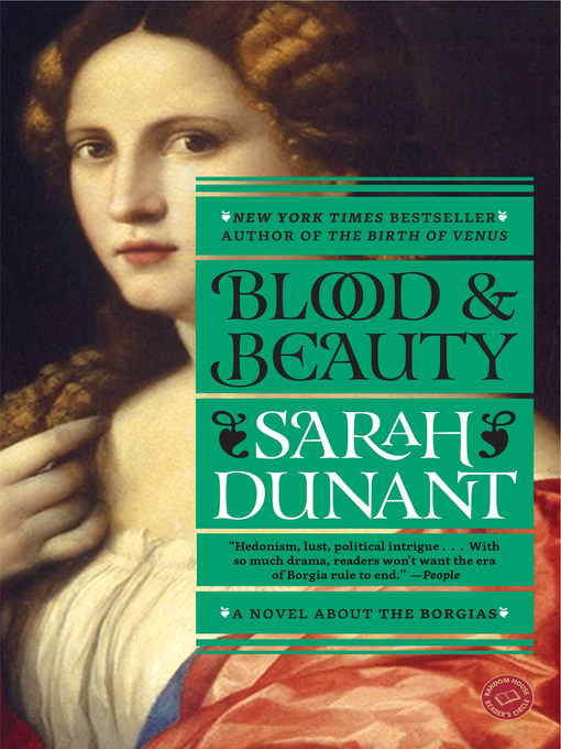 Cover of Blood and Beauty