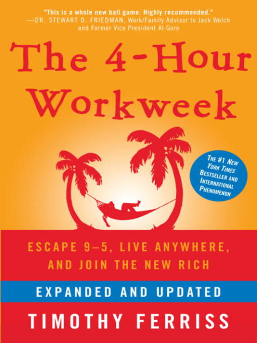 Title details for The 4-Hour Workweek by Timothy Ferriss - Wait list