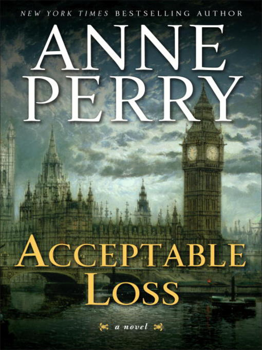 Title details for Acceptable Loss by Anne Perry - Available