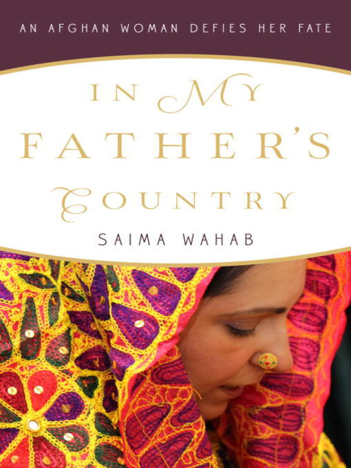 Title details for In My Father's Country by SAIMA WAHAB - Available