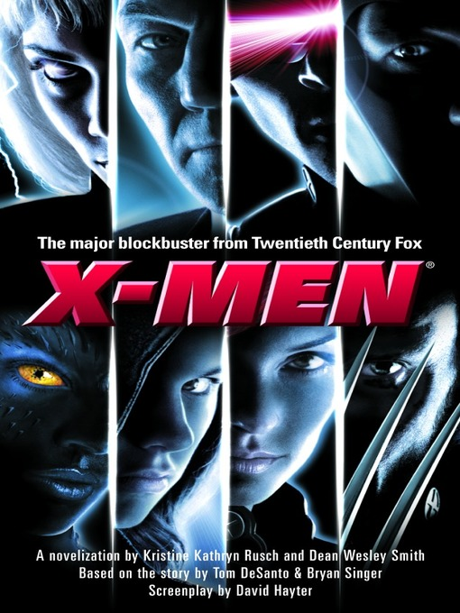 Title details for X-Men® by Kristine Kathryn Rusch - Available