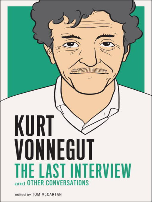 Title details for Kurt Vonnegut by Kurt Vonnegut - Available