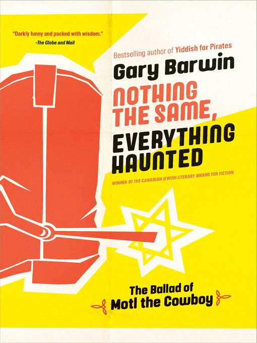 Title details for Nothing the Same, Everything Haunted by Gary Barwin - Available
