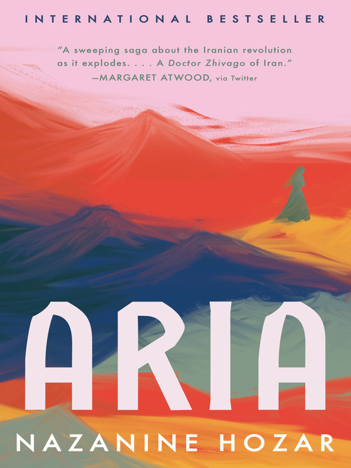 Title details for Aria by Nazanine Hozar - Available