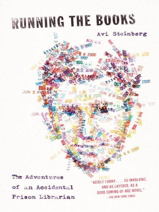 Title details for Running the Books by Avi Steinberg - Available
